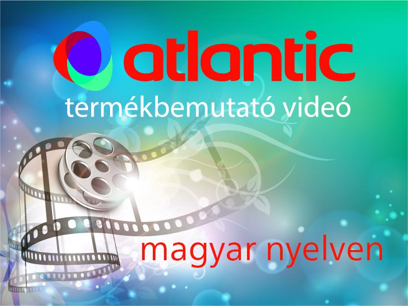 Magyar nyelvű Atlantic termék videó