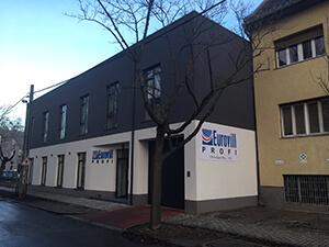 Eurovill Profi Kft. iroda